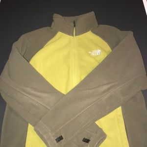 Men's The North Face Fleece Jacket Size Medium